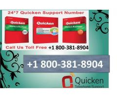 Quicken Customer Support phone Number ||+1 800-381-8904||