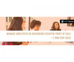 Manage Employees in QuickBooks Desktop Point of Sale