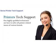 Xerox Printer Tech Support Phone Number