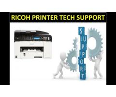 Ricoh Printer Technical Support Number