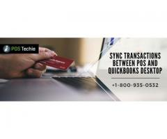 Sync Transactions between POS and QuickBooks Desktop