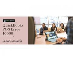 Quickbooks POS Error 10060 : Ways to Resolve