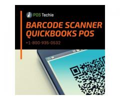 QuickBooks POS Barcode Scanner