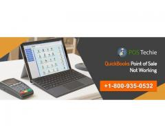 QuickBooks Point of Sale Not Working