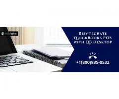 Reintegrate QB POS with QuickBooks Desktop   Benefits and How to?