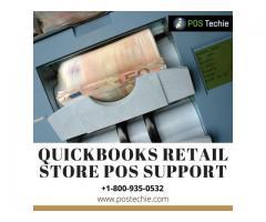 QuickBooks Retail Store POS Support