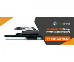 Receipt Printer Stopped Working in Quickbooks POS