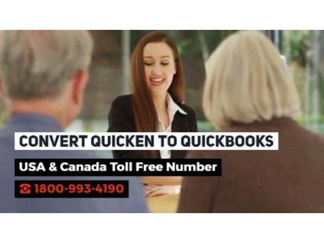Quicken to QuickBooks Conversion Tool