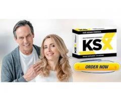 Ingredients of KSX Pills