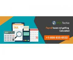 QuickBooks Unable to Calculate Payroll Taxes