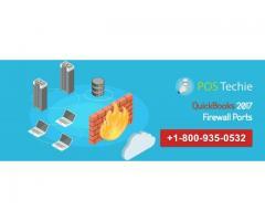 Configure QuickBooks 2017 Firewall Ports